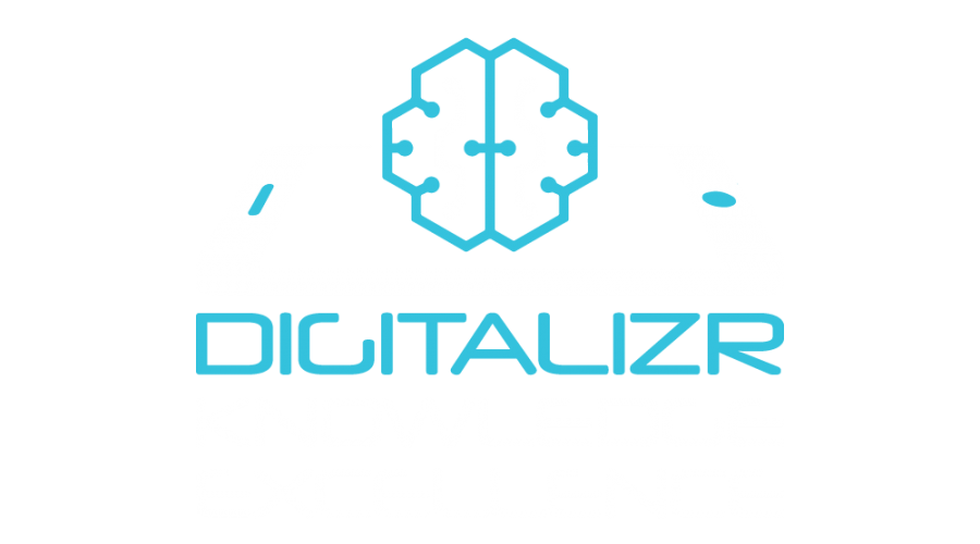 DIGITALIZR KNOWLEDGE EXCELLENCE WHITE