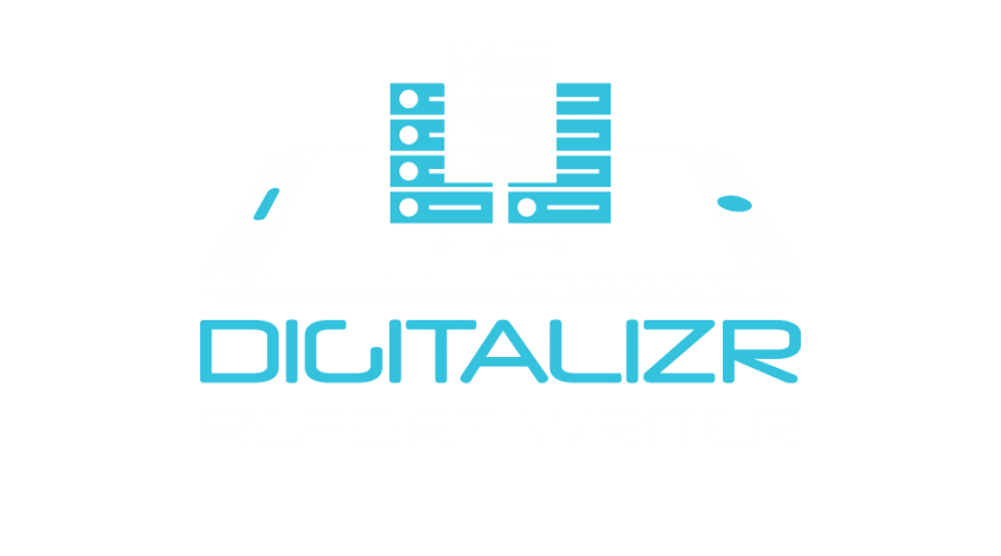 DIGITALIZR REPORT WRITER WHITE