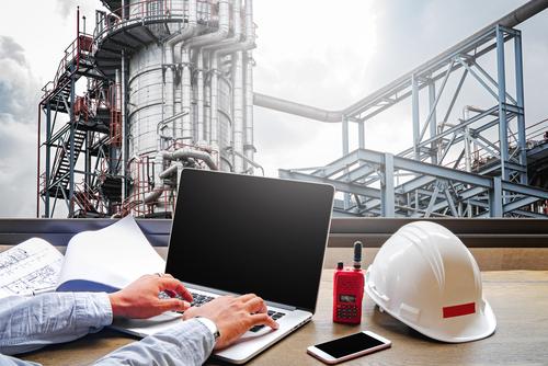 Oil & Gaz no code platform