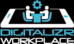 Plateforme digitalisation espace de travail logo