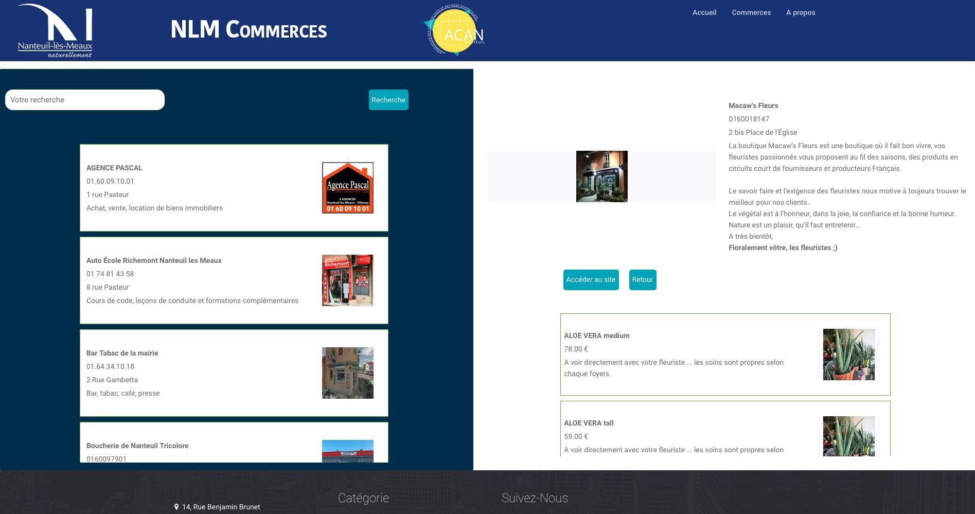 MarketPlace - Platform no code