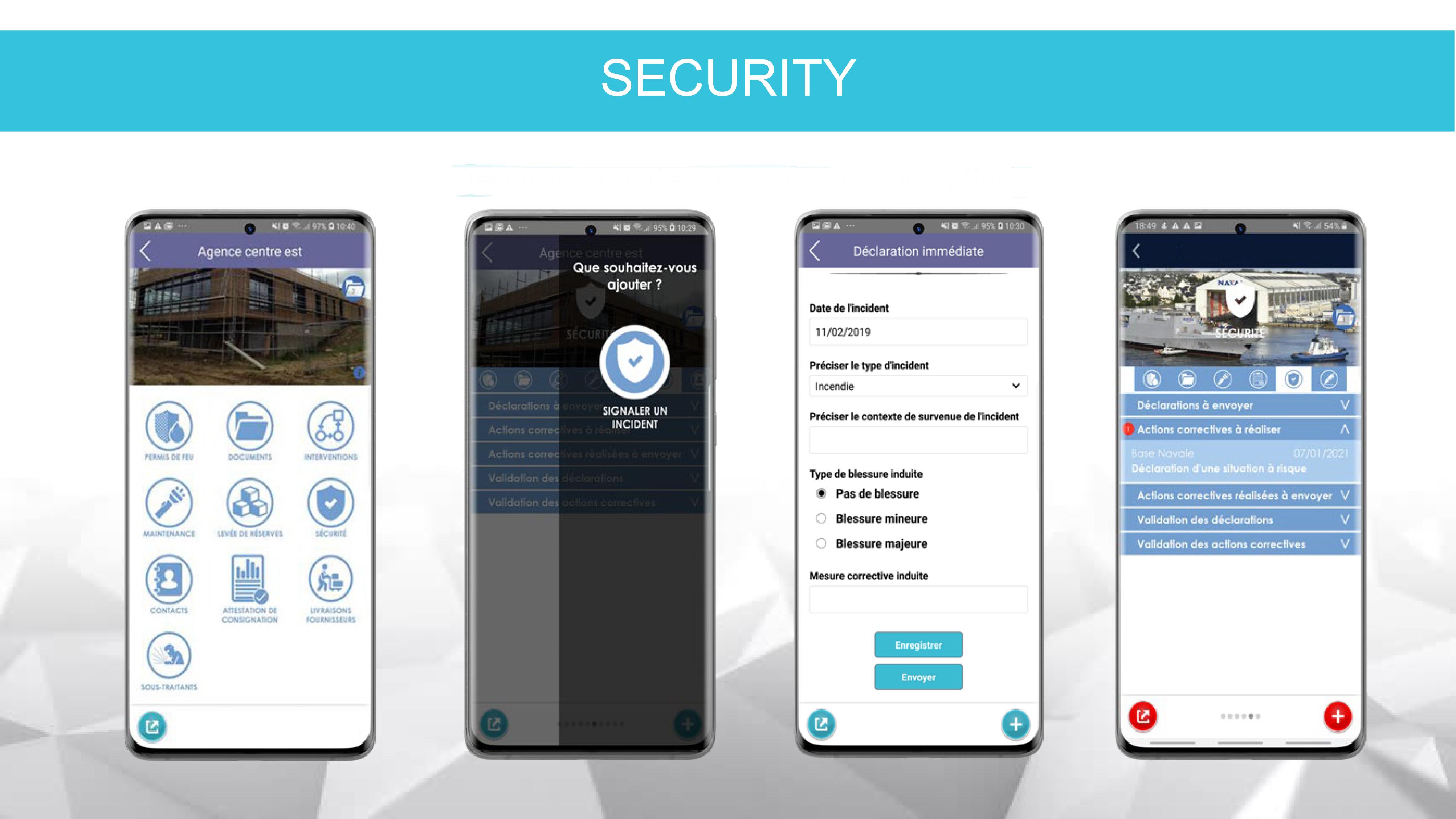 Security no code platform