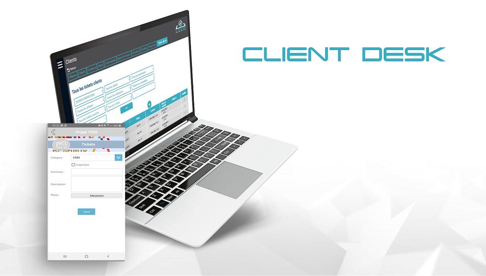 Client no code platform