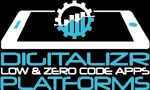 Vertical plateforme logo