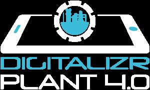Vertical usine 4.0 logo